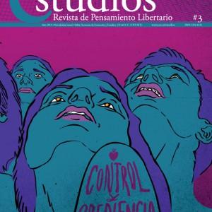 Revista Estudios nº 3 – Control y obediencia